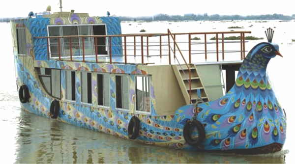 Half day Sightseeing and Half day River Cruise